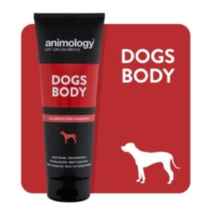 Animology Dogs Body Shampoo for Dogs From The Pet Parlour Dublin