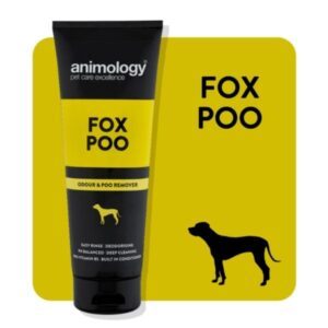 Animology Fox Poo Shampoo for Dogs From The Pet Parlour Dublin