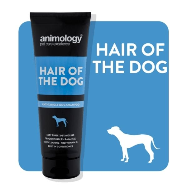 Animology Hair of the dog Shampoo for Dogs From The Pet Parlour Dublin