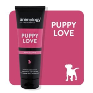 Animology Puppy Love Shampoo for Dogs From The Pet Parlour Dublin