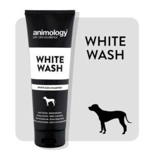 Animology White Wash Shampoo for Dogs From The Pet Parlour Dublin