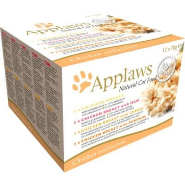 Applaws Cat Multipack Chicken Collection