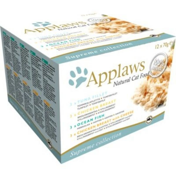 Applaws Cat Multipack Supreme Collection
