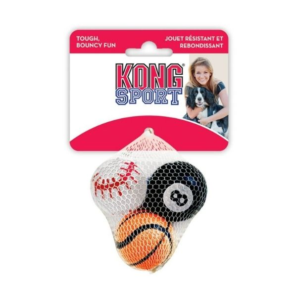 Dog Toy Kong Sports Balls Pet Shop Galway