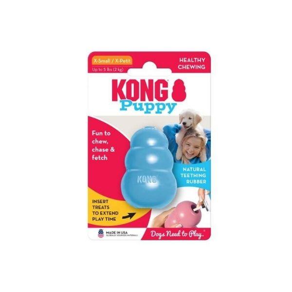 Kong Puppy Dog Toy The Pet Parlour Ireland