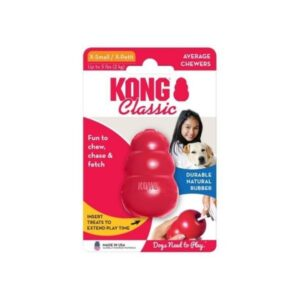 Kong classic Dog Toy The Pet Parlour Dublin
