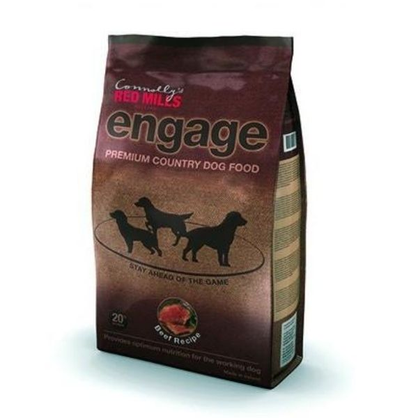Red Mills Engage Beef Dog Food from The Pet Parlour Dublin