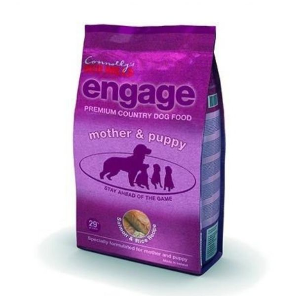 Red Mills Engage Mother & Puppy Dog Food From The Pet Parlour Dublin