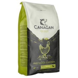 Canagan Small Breed Free-Run Chicken Dry Dog Food, Canagan, The Pet Parlour Terenure