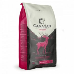 Canagan Country Game Dog Food, Canagan, The Pet Parlour Terenure