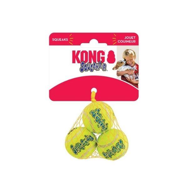 Kong Air Dog Squeaker Balls