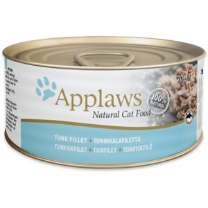 Applaws Cat Tuna Fillet Tin 70g