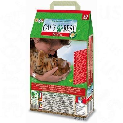 Cats Best Oko Plus Cat Litter