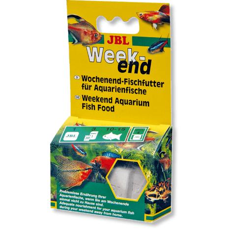 JBL Weekend Fish Food Block