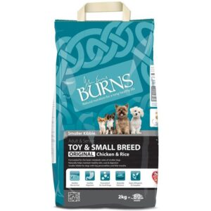 Burns Toy & Small Breed - Chicken & Rice