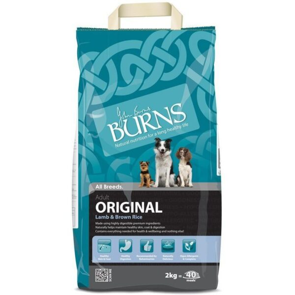 Burns Original - Lamb & Brown Rice