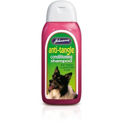 Johnsons Anti-Tangle Conditioning Shampoo For Dogs