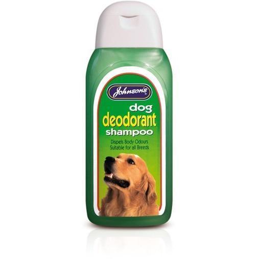 Johnsons Deodorant Shampoo For Dogs 200ml