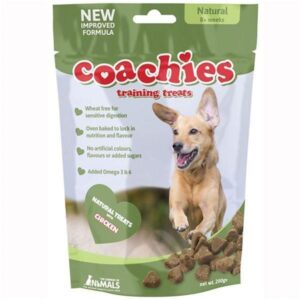 Coachies Natural Training Treats (Grain Free)