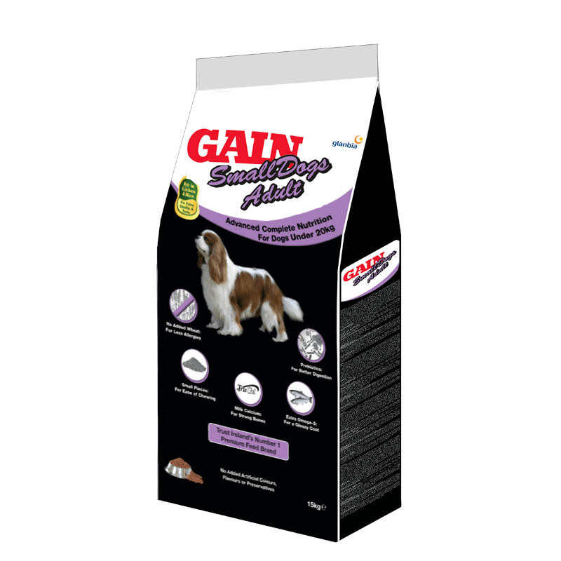Gain Elite Small Dogs Adult