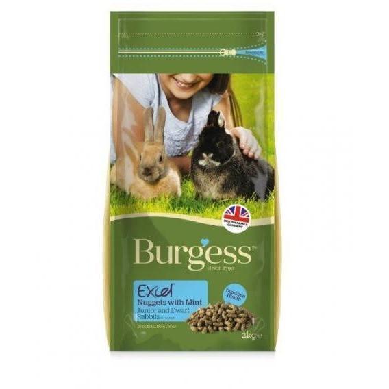 Burgess Excel Junior and Dwarf Rabbit