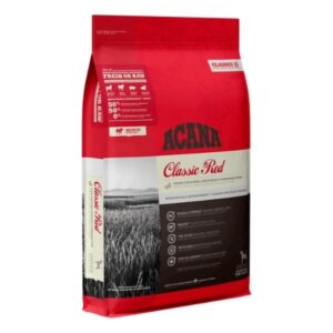 Acana Classic Red Dog Food From The Pet Parlour Dublin
