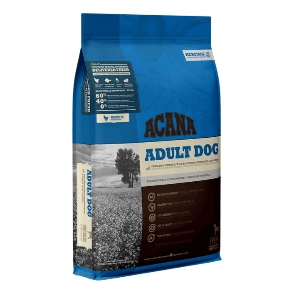 Acana Adult Dog Food From The Pet Parlour Dublin