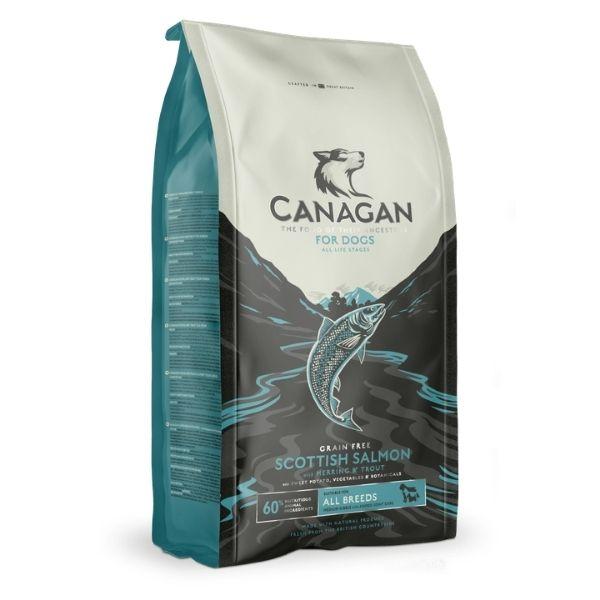 Canagan Scottish Salmon, Dry Dog Food, Canagan, The Pet Parlour Terenure