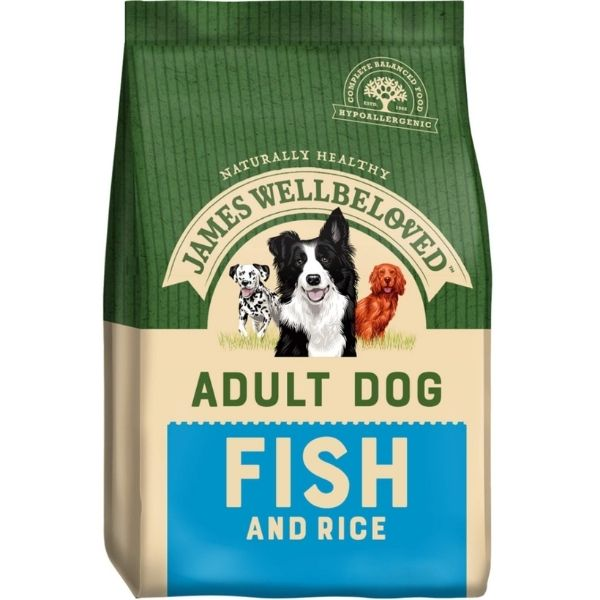 James Wellbeloved Fish & Rice Adult The Pet Parlour Dublin