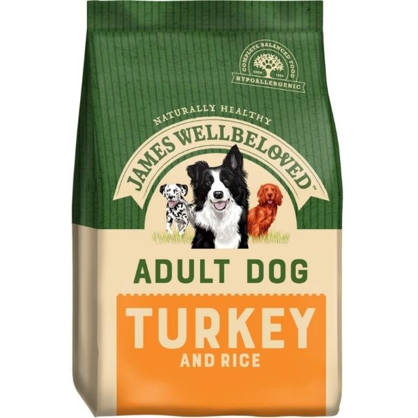 James Wellbeloved Turkey & Rice Adult Pet Parlour Dublin