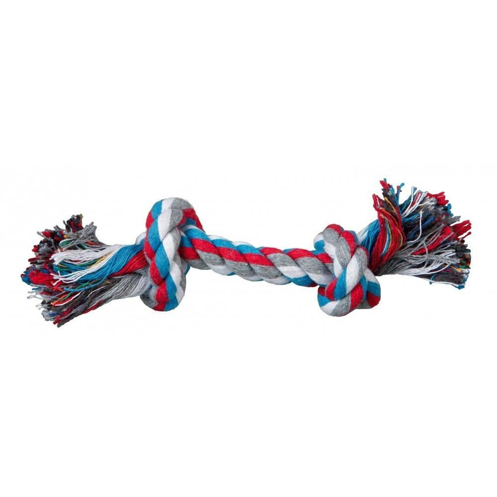 Trixie-Denta Fun Cotton Knotted Rope