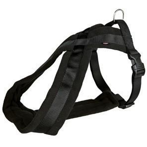 Trixie-Premium Touring Harness Black