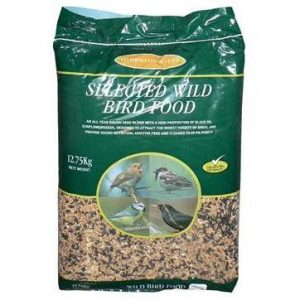 Selected Wild Bird Food 12.75KG