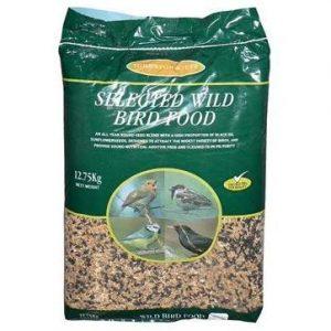 Selected Wild Bird Food 12.75KG