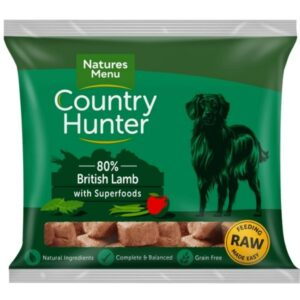 Country Hunter Rae Lamb Nuggets The Pet Parlour Dublin