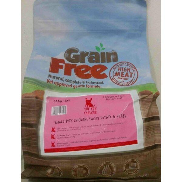 Pet Parlour Chicken Sweet Potato & Herbs - Small Breed