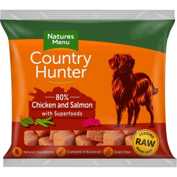 Country Hunter Raw Chicken Nuggets 1kg The Pet Parlour Dublin