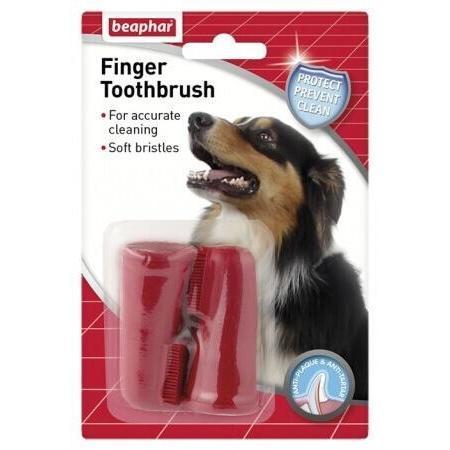 Beaphar Finger Toothbrushes