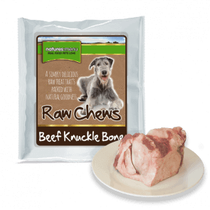 Raw Beef Knuckle Bone For Dogs