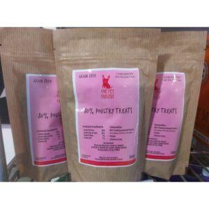 Pet Parlour Grain Free Fish Training Treats 100g