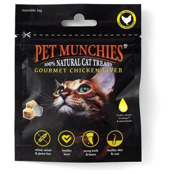 Pet Munchies Chicken Liver Cat Treats