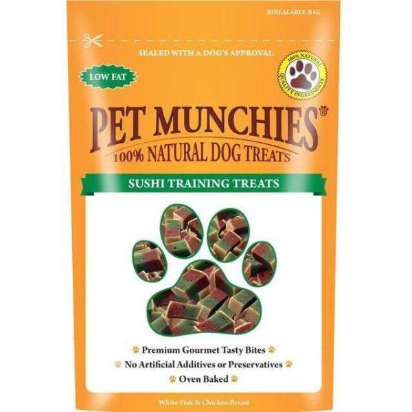 Pet Munchies Sushi Training Treats