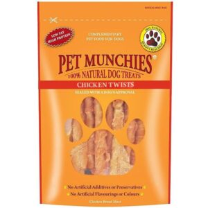 Pet Munchies Chicken Twists