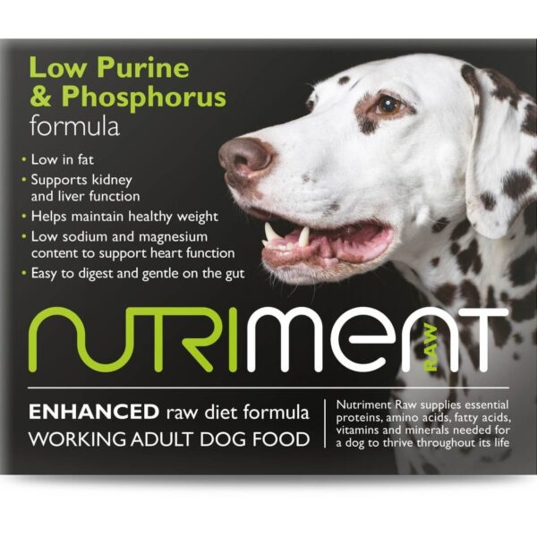 Nutriment Adult Low Purine & Phosphorus Formula