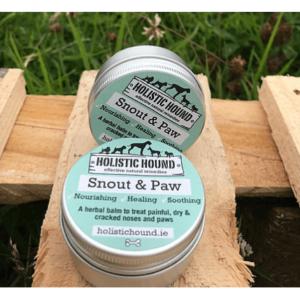 Holistic Hound Snout & Paw Balm 30ml