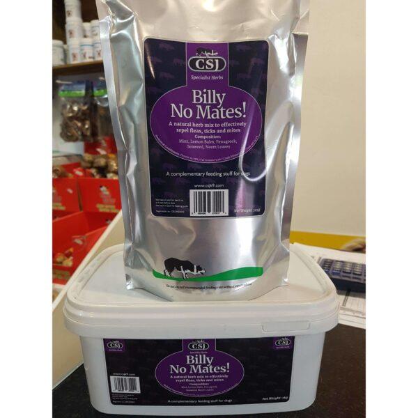 Billy No Mates Natural Flea Tick & Mite Repellent