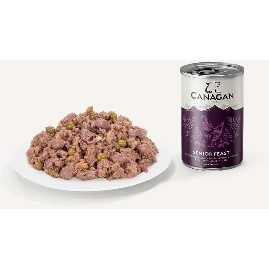 Canagan Senior Feast Can 400g