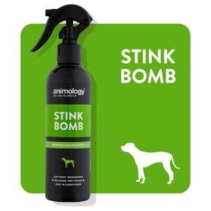 Animology Stink Bomb Deoderising Dog Spray From The Pet Parlour Dublin