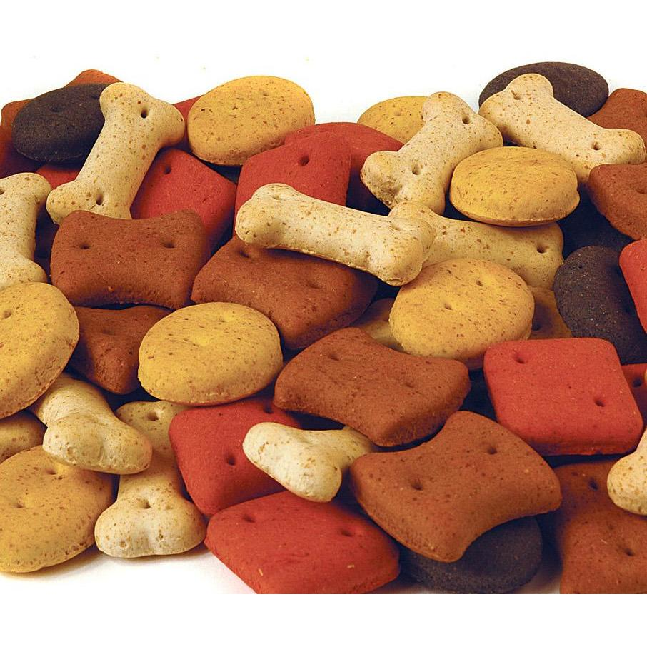 Dog Biscuit Treats Mixed