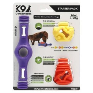 Dog Toy K9 Connectable from The Pet Parlour Dublin